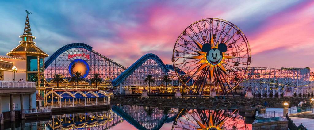 Tour Disney California Adventure Park with your group